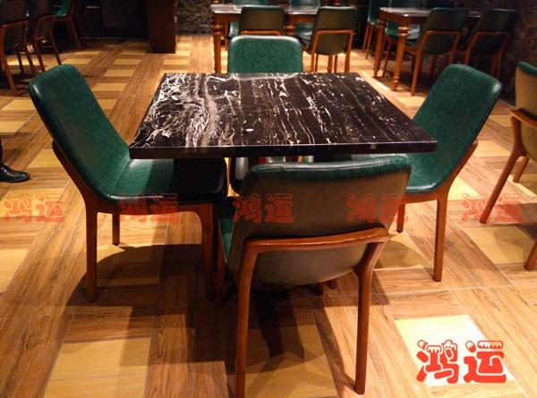 深圳中餐厅卡座沙发家具设计定制案例